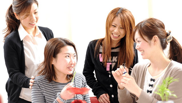 岡山のリンパドレナージュ・エステ・セラピストスクールならトータルビューティーカレッジヘ